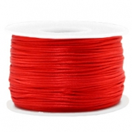 Band Macramé Satin 1.5mm Red