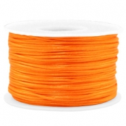 Band Macramé Satin 1.5mm Russet orange