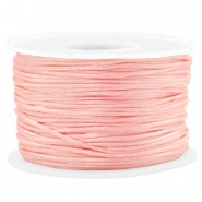 Band Macramé Satin 1.5mm Vintage pink