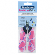Fashion Grips Tool Covers Giraffe Beadalon Rosa