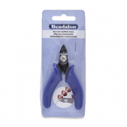 Pocket Nipper Pliers Beadalon Blau