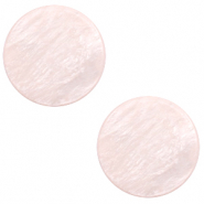20 mm flach Polaris Elements Cabochon Lively Delicacy pink
