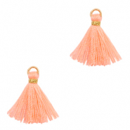 Quaste Perlen 1.5cm Gold-bright peach