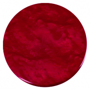 Polaris Elements Cabochons flach 35 mm Lively Rubino red