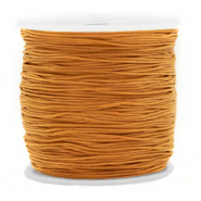 Band Macramé 0.8mm Cognac brown