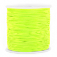 Band Macramé 0.8mm Neon green