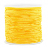 Band Macramé 0.8mm Yellow