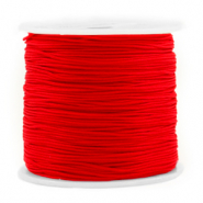 Band Macramé 0.8mm Red