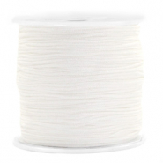 Band Macramé 0.8mm White