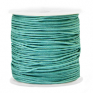 Band Macramé 1.5mm Grayed jade blue