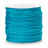 Band Macramé 1.5mm Dark cyan blue
