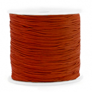 Band Macramé 0.8mm Rosewood brown