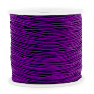 Band Macramé 0.8mm Petunia purple