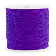 Band Macramé 0.8mm Electric purple