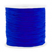 Band Macramé 0.8mm Cobalt blue