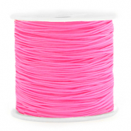 Band Macramé 0.8mm Neon rose