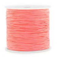 Band Macramé 0.8mm Coral pink