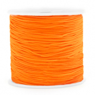 Band Macramé 0.8mm Neon orange