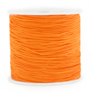 Band Macramé 0.8mm Mandarin orange