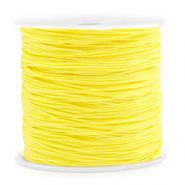 Band Macramé 0.8mm Sunshine yellow