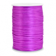 Draht Satin 2.5mm Purple