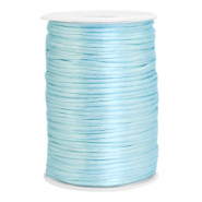 Draht Satin 2.5mm Ice blue