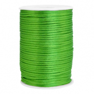 Draht Satin 2.5mm Spring green