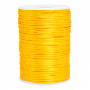Draht Satin 2.5mm Sunflower yellow
