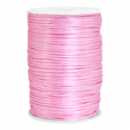 Draht Satin 2.5mm Light pink
