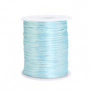 Draht Satin 1.5mm Ice blue