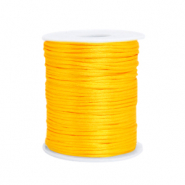 Draht Satin 1.5mm Sunflower yellow