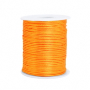 Draht Satin 1.5mm Orange