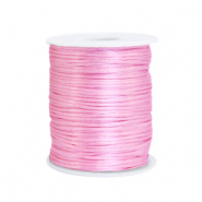 Draht Satin 1.5mm Light pink