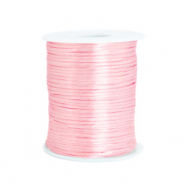 Draht Satin 1.5mm Light rose