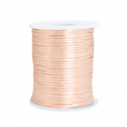 Draht Satin 1.5mm Peachy rose