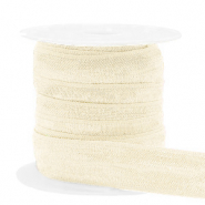Band elastisch Silk white