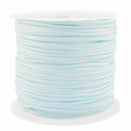 Band Macramé 1.5mm Spar Rolle Light blue