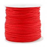 Band Macramé 1.5mm Spar Rolle Red