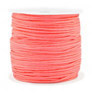 Band Macramé 1.5mm Spar Rolle Coral red