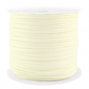 Band Macramé 1.5mm Spar Rolle Creamy white