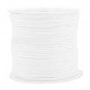 Band Macramé 1.5mm Spar Rolle White