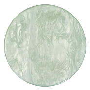 Polaris Elements Cabochons flach 35 mm Lively Iceberg green