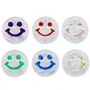 Acryl Buchstaben Smiley Transparent-multicolour