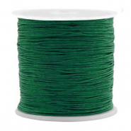 Band Macramé 0.5mm Dark green
