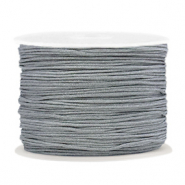 Band Macramé 1.0mm Slate grey