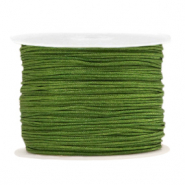Band Macramé 1.0mm Jungle green