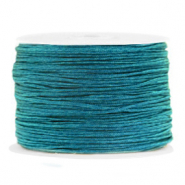 Band Macramé 1.0mm Ocean blue