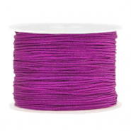 Band Macramé 1.0mm Dark orchid purple