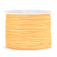 Band Macramé 1.0mm Soft orange