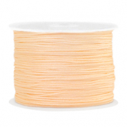 Band Macramé 1.0mm Apricot orange